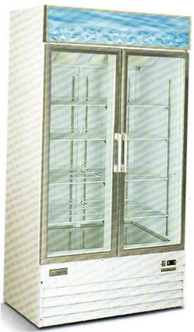 Congelador Vertical 800 Lts 2 Puertas