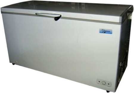 Congeladora 438 Lts Tapa Dura