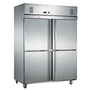 Refrigerador Industrial 4 Puertas Dual - Aire Estático