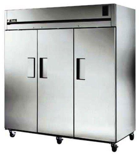Refrigerador Industrial 3 Puertas Mantención - Aire Forzado